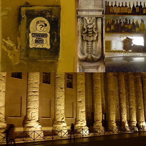 BASCULE EN ROME : PREMIÈRE NUIT PREMIER MATIN - 2
