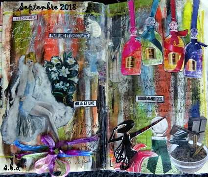 l'art journal de septembre