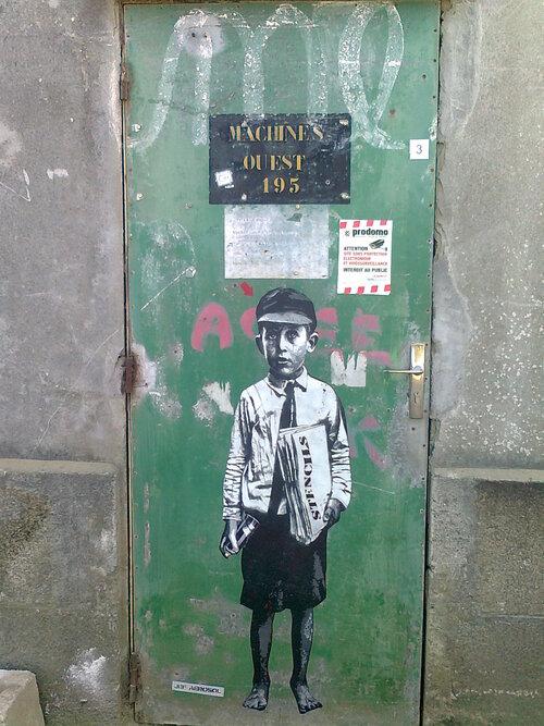 Plateau des Capucins à Brest, Crimes of minds, deuxième page ! - Lenaïg