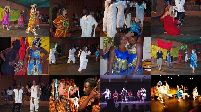Merci à la compagnie AFRICA FOULA pour ses spectacles à La Mareschale !