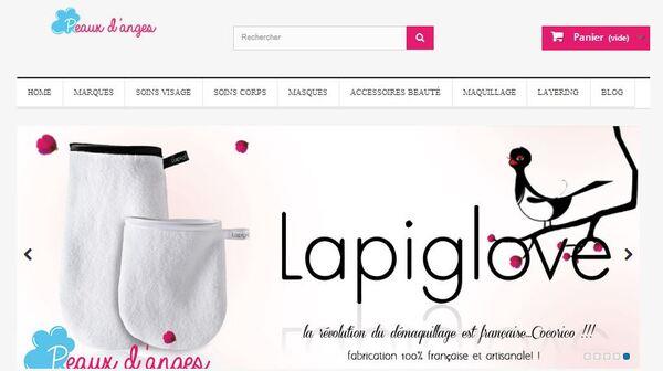 Peaux d'Anges et le Kit Lapiglove (Revue + concours)