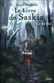 BR#7 Trilogie Le livre de Saskia, Marie Pavlenko