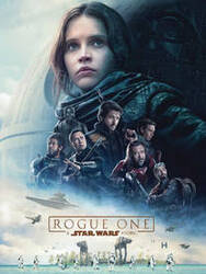 Affiche Rogue One: A Star Wars Story
