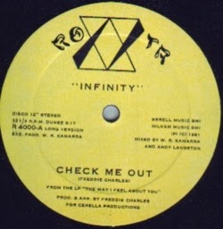Infinity - Check Me Out