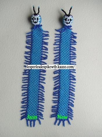 Mille-Pattes Bleu (1&2)