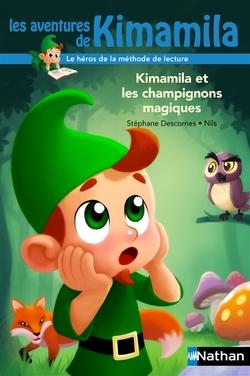 """""""Les aventures de Kimamila"""" 4 références"""