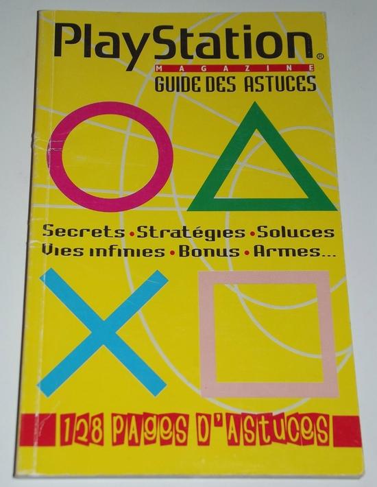 h guide Playstation Magazine guide des astuces