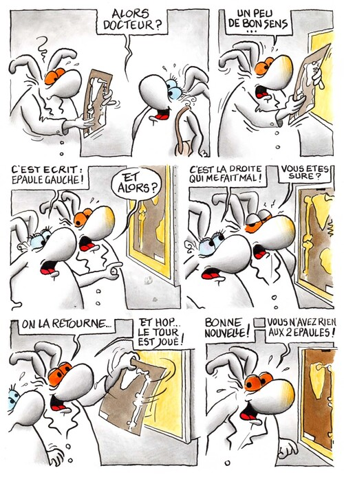 """ALBUM: """"Drôles de lapins !"""""""