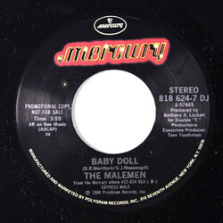 The Malemen - Baby Doll