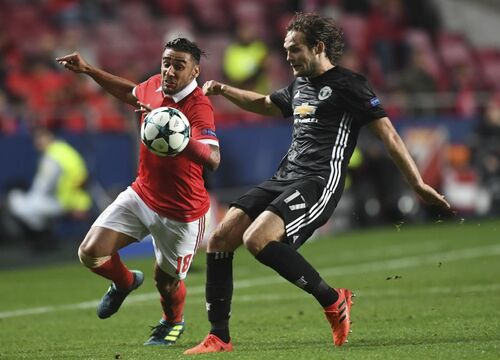 ClicnScores : Manchester United bat le Benfica et garde la tête