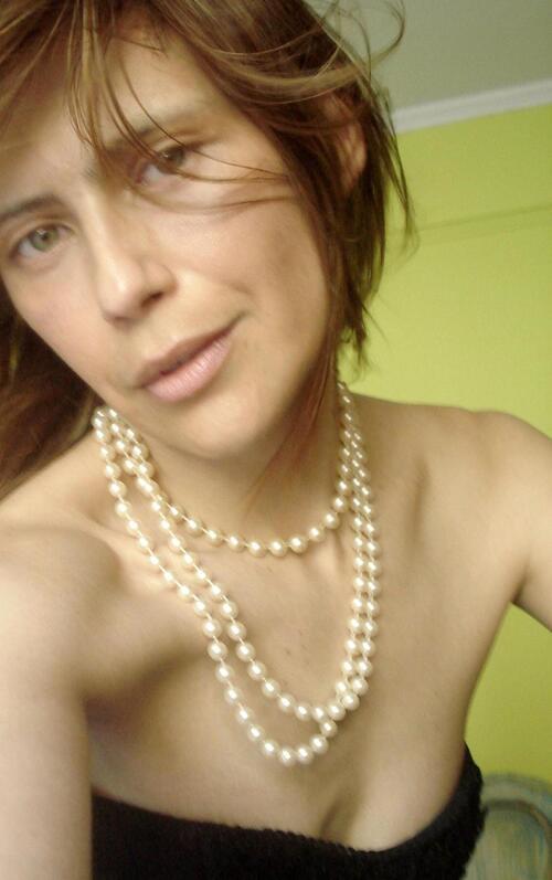Marcia Ruiz, Modèle et artiste Peintre au Chili !