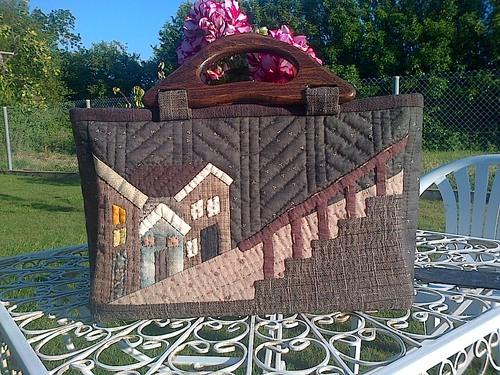Des petites maisons pour un sac