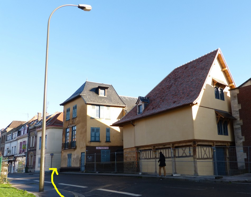 Promenons-nous dans Amiens
