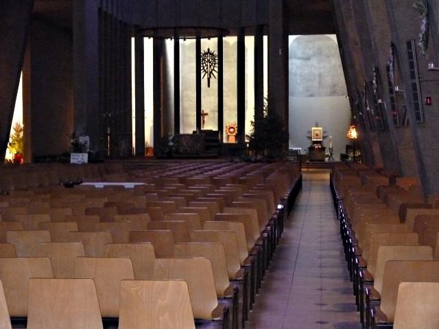 Eglise Sainte-Thérèse Metz 3 02 01 2010