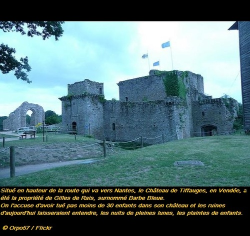 Où croiser des fantômes en France ?