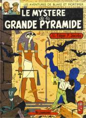 Le mystère de la grande pyramide