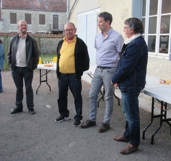 Une belle exposition sur la découverte de la sépulture de la Dame de Vix a été présentée à la Mairie de Vix