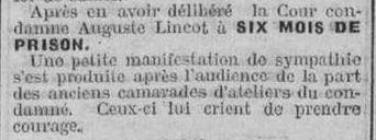 Meutrier à 20 ans en 1912, mais malgrés tout, Héros MPF en 1915