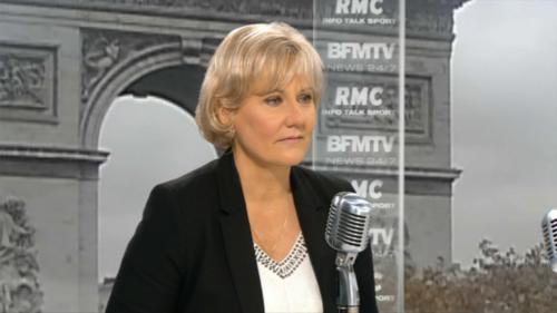 """CHANTOUVIVELAVIE : Alain Juppé fait preuve """"d'une grande naïveté sur l'islam radical"""", selon Nadine Morano"""
