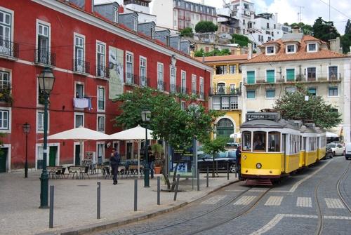 L'Alfama, quartier de la Cathédrale (Fé) à Lisbonne (photos)