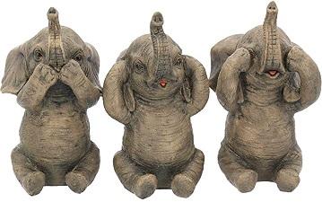 Je cherche un cimetière pour mes éléphants ...