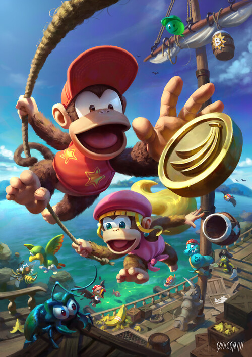 Nintendo-Océan fête ses 10 ans !!!