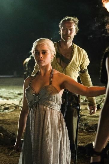 L'évolution du look de Daenerys (saison 1)