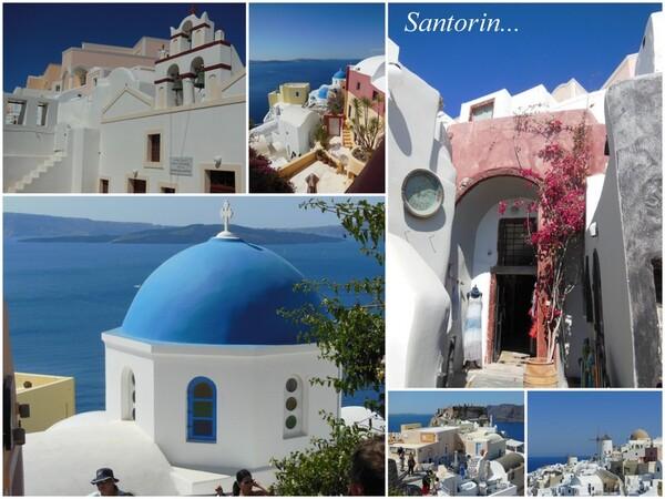Croisière en Grèce...