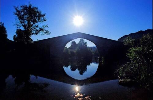 pont romain sur le rizzanese