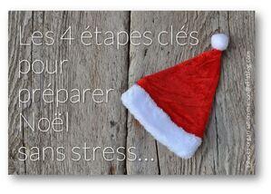 ✿ Étiquette cadeau de Noël {à imprimer}