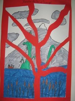 arts visuels en classe
