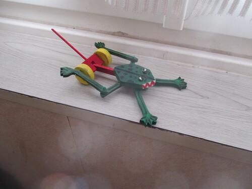 0A710 une grenouille