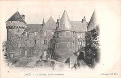 LES REMPARTS DE GACE (Orne)