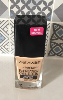 Test produits Make-up Wet'n'wild (Campagne Beauté test)