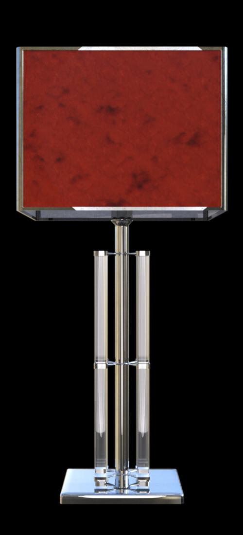 Lampe de salon (tube-image-poser)