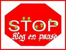 Blog à l' Arrêt.