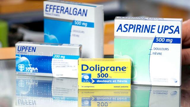 Satanée ''Aspirine'' !