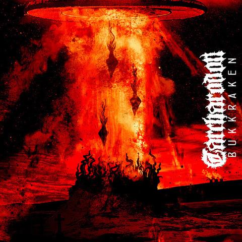 CARCHARODON - Un premier extrait du nouvel album Bukkraken dévoilé