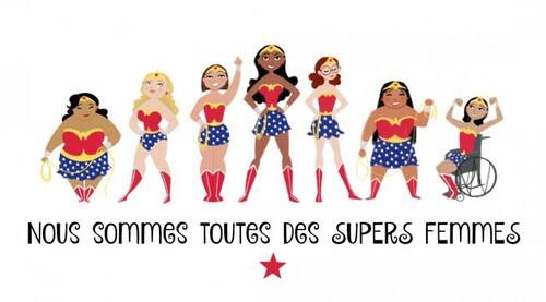 Journée de la femme !!!