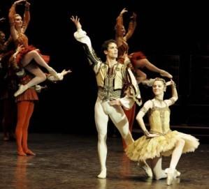 Théâtre Mariinski Raymonda - Agnès Letestu - Stéphane B