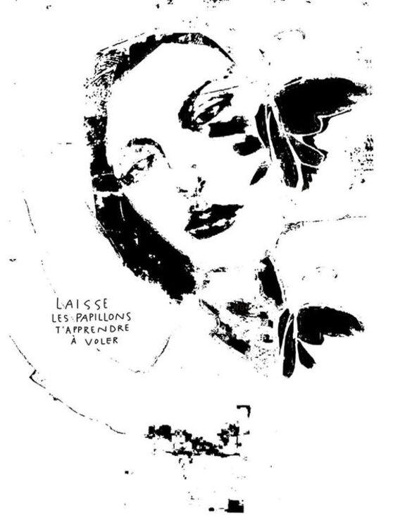 l'oeil subtil... Linda Vachon aka Tête de Caboche