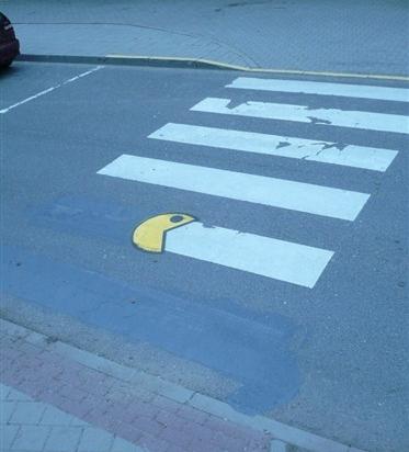Vous, je sais pas... mais dans ma rue !!!