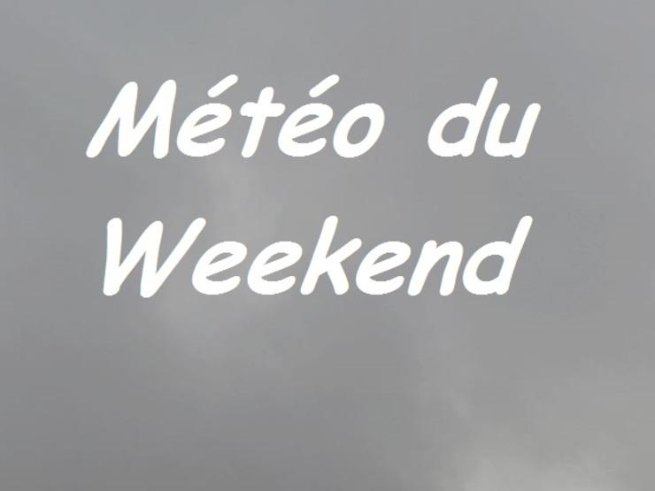Passage à l'heure d'ETE et  Weekend météo pourri