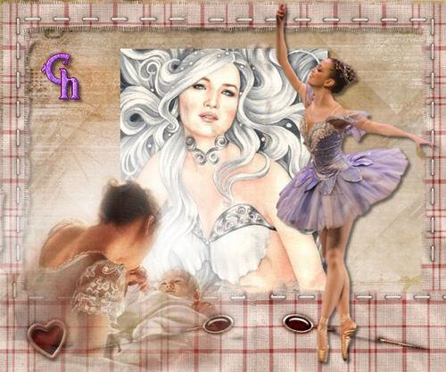 Danse balérines