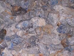 MONTGAILLARD AUDE Baryte/Malachite/Azurite