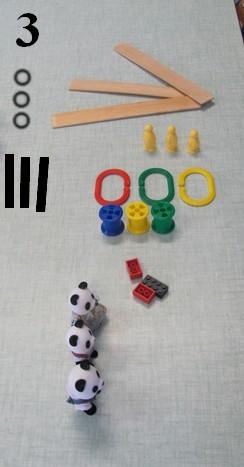 3 objets