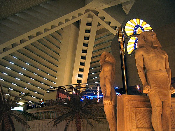 Las Vegas Luxor intérieur 3
