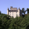 Chateau au nord de Massiac
