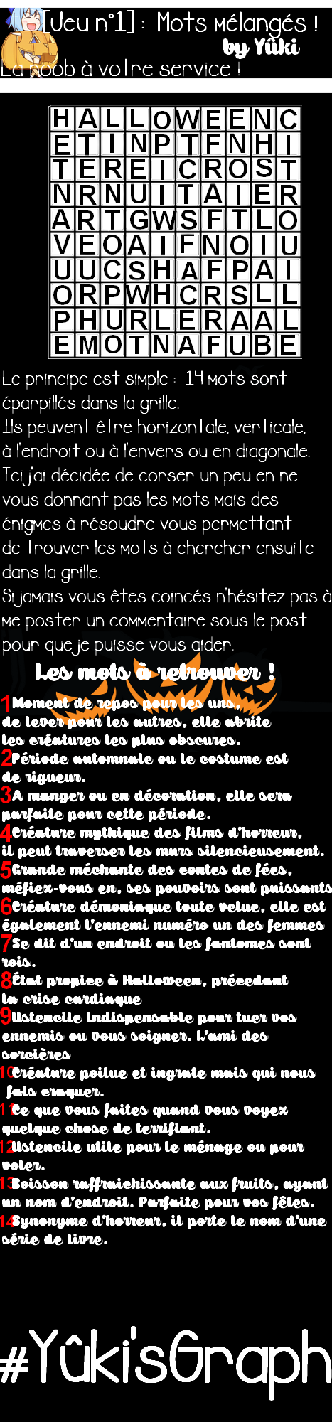 [Concours] Start !