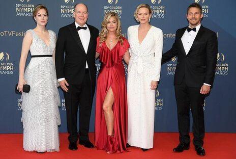 Clôture du festival TV de Monte Carlo